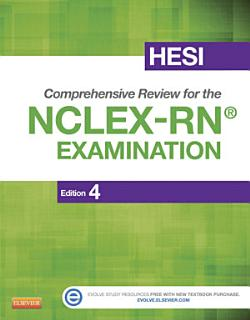 HESI Comprehensive Review for the NCLEX RN Examination Book