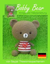 Bobby Bear Amigurumi H  kelanleitung PDF