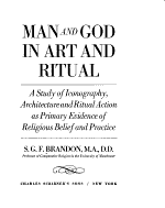 Man and God in Art and Ritual