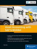 Asset Accounting with SAP S 4HANA PDF