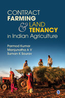 Contract Farming and Land Tenancy in Indian Agriculture PDF