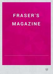 Fraser's Magazine: Volume 12; Volume 92