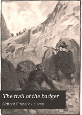 The Trail of the Badger: A Story of the Colorado Border Thirty Years Ago