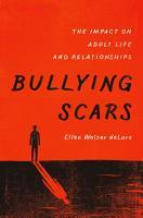 Bullying Scars PDF