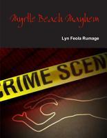 Myrtle Beach Mayhem PDF