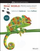 Real World Psychology  Loose Leaf Print Companion PDF