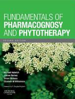 Fundamentals of Pharmacognosy and Phytotherapy E Book PDF