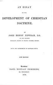 AN ESSAY ON THE DEVELOPMENT OF CHRISTIAN DOCTRINE