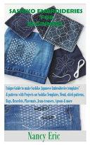 Sashiko Embroideries for Beginners