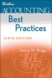 Accounting Best Practices: Edition 6