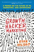 Growth Hacker Marketing PDF