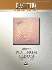 Led Zeppelin - In Through the Out Door Platinum Album Edition: Drum Set Transcriptions