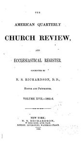 The Church Review: Volume 17