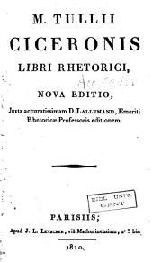 Libri rhetorici