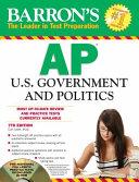 Barron s AP U  S  Government and Politics
