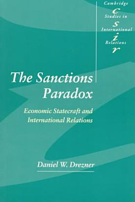 The Sanctions Paradox