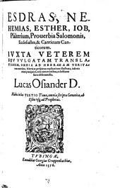 Testamentum vetus lat