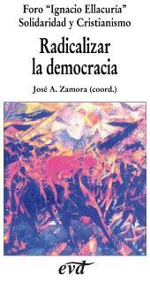 Radicalizar la democracia: sociedad civil, movimientos sociales e identidad religiosa