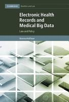 Electronic Health Records and Medical Big Data PDF