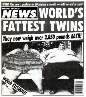 Weekly World News PDF