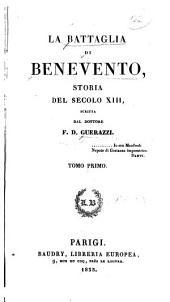 La battaglia di Benevento: storia del secolo XIII