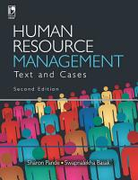 Human Resource Management  Text   Cases  2nd Edition PDF