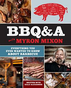 BBQ A with Myron Mixon Book