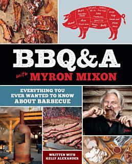BBQ A with Myron Mixon Book