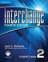 Interchange Level 2 Student s Book with Self study DVD ROM PDF
