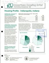 Housing profile: Indianapolis, Indiana