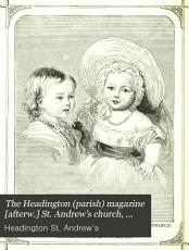 S  Andrew s Church  Headington  Parish Magazine PDF