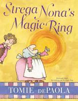Strega Nona s Magic Ring PDF