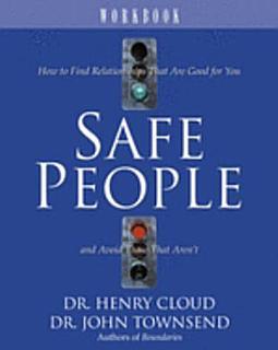 Safe People Workbook Book