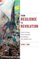 From Resilience to Revolution PDF
