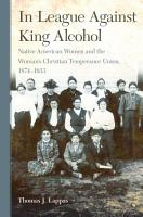 In League Against King Alcohol PDF