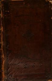 Aonii Palearii Verulani Epistolarum libri quattuor: Quod scripta est oratio in L. Muraenam, praemissa sunt quaedam ex M. Tullii oratione pro L. Muraena : Accessit quoque rerum et verborum index