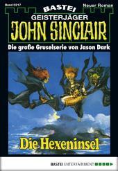 John Sinclair - Folge 0217: Die Hexeninsel (2. Teil)