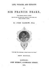 Life, voyages, and exploits of sir Francis Drake
