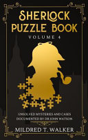 Sherlock Puzzle Book  Volume 4  PDF
