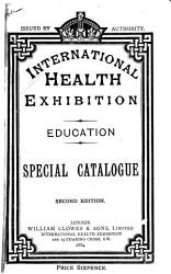 Special Catalogue Of The Education Division Book PDF