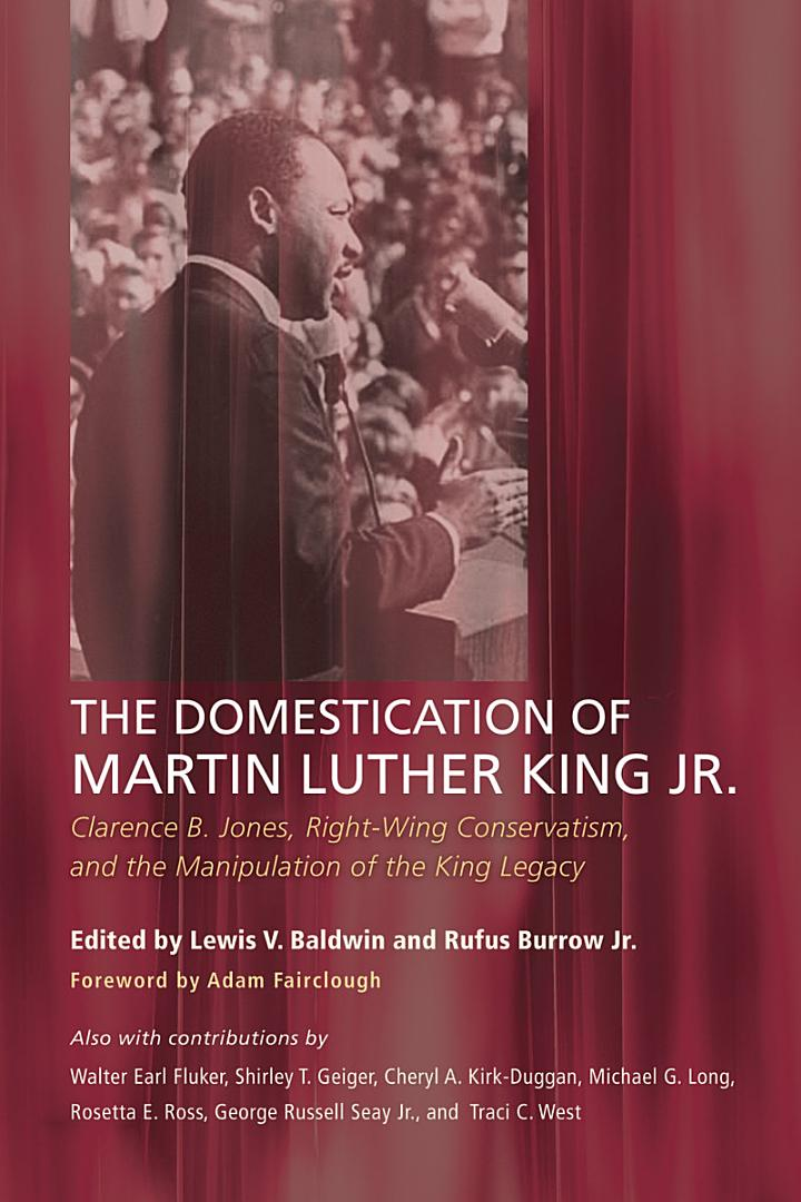 The Domestication of Martin Luther King Jr.