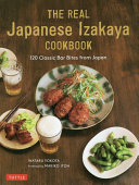 Real JReal Japanese Izakaya Cookbook