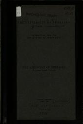 The Aphididae of Nebraska