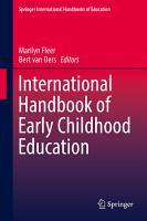 International Handbook of Early Childhood Education PDF