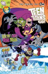 Teen Titans Go! (2003-) #53