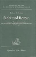 Satire und Roman PDF