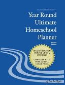 Year Round Ultimate Homeschool Planner Book