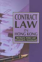 Contract Law in Hong Kong PDF