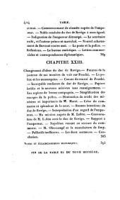 Mémoires de M. de Bourrienne, ministre d'état: sur Napoléon, le directoire, le consulat, l'empire et la restauration, Volume8