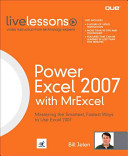 Power Excel 2007 with MrExcel PDF